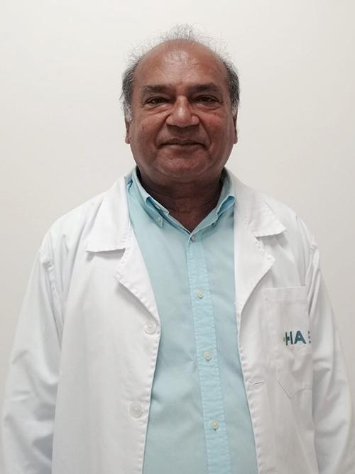 Dr. Mamade Rafik