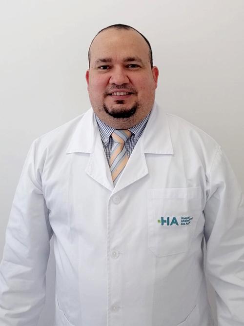 Dr. David Carpio