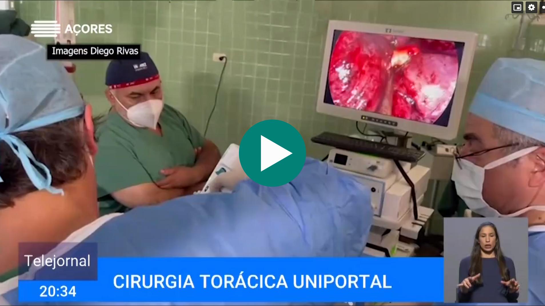 Cirurgia Toracica Uniportal